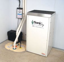 Complete Sump Pump Installation with our PA and Trenton, NJ contractors
