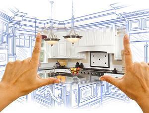 3D Kitchen Design and Remodeling