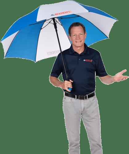 Larry Janesky Owner of Carolina Basement Systems