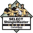 Select ShingleMaster  Contractor