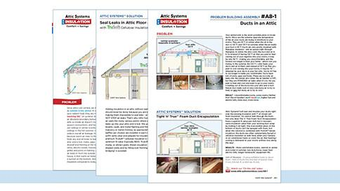 resource document for attic installation services