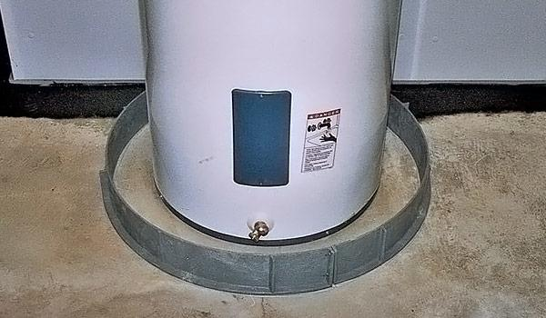 Water Heater Flood Protection