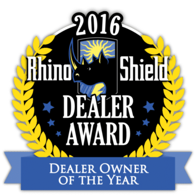 Rhino Shield Best Painters Award