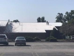 Commercial roof repair & replacement in VA
