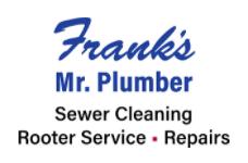 Frank's Mr Plumber Logo
