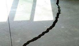 Cracked Concrete Floors?