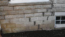 Cracked Chimney Bricks?