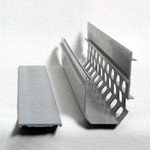 WaterGuard® IOS Iron Ochre Perimeter Drain