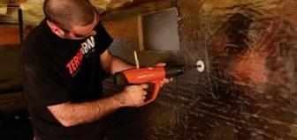 VaporLoc Elite insulation panel