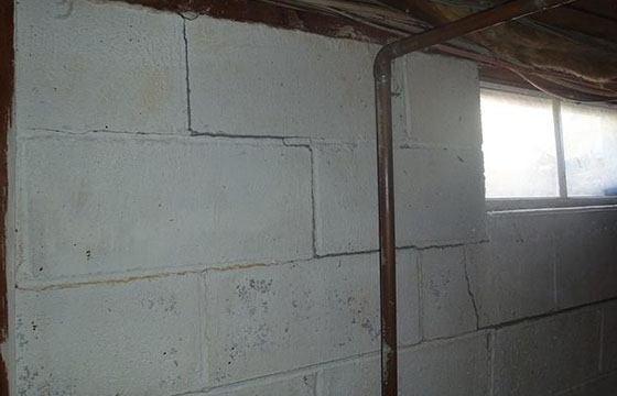 Basement Wall Cracks