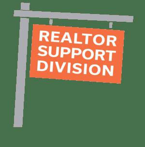 Realtor Support Division Logo