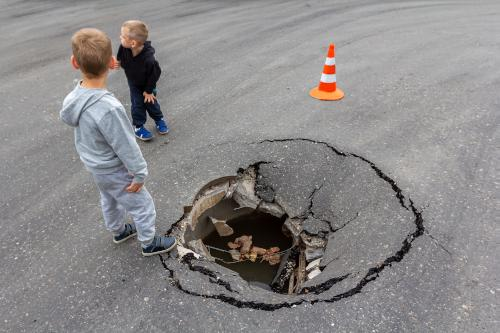 Sinkhole Repair Services in Greater Jacksonville, FL