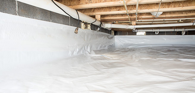 Crawl Space Repair in Florida & Southern Georgia, Orlando, Tallahassee, Jacksonville