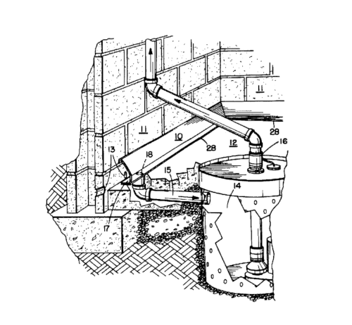 Floor-wall joint