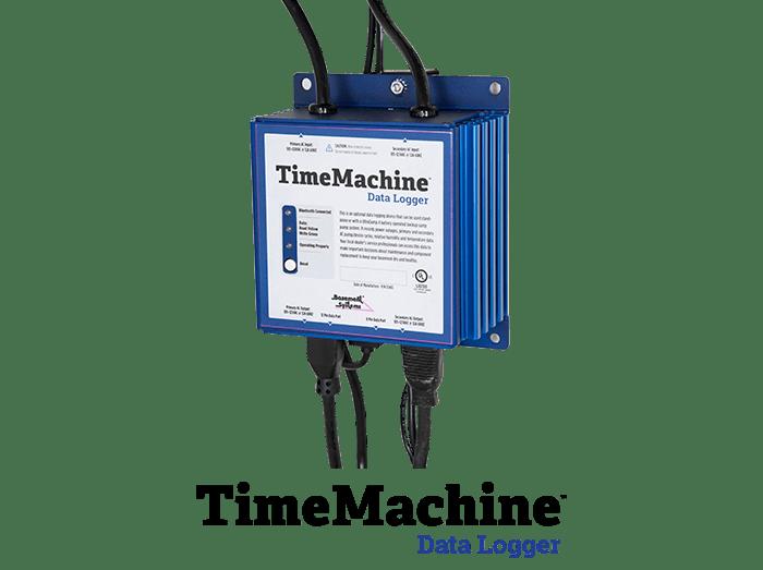 TimeMachine Data Logger