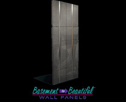 Basement to Beautiful Insulated Basement Panels