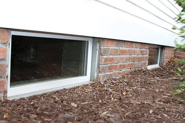 Replacement Basement Windows Everlast, How To Measure A Basement Window For Replacement