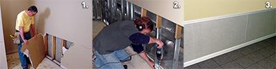 EverLast™ Basement Wall Restoration System