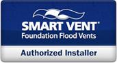 SmartVent® Foundation Flood Vents authorized dealer