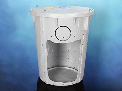 SuperLiner Sump Pump Basin