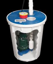 SuperSump® Premier Sump Pump System