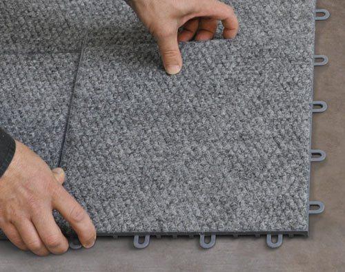 Thermaldry Basement Flooring Systems, Basement Flooring System