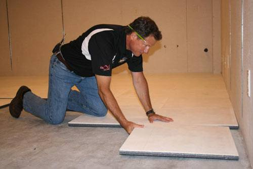 Thermaldry Insulated Floor Decking