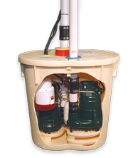 TripleSafe™ Sump Pump System