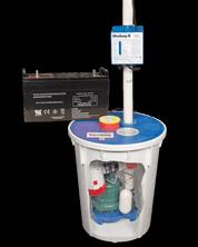 UltraSump® sump pump system