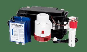 UltraSump Battery Backup Sump Pump System product