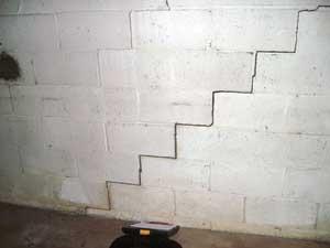 Wall Crack Damage
