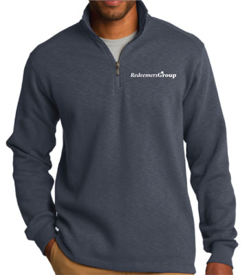 Soft Shell Jacket, Quarter Zip - Gray