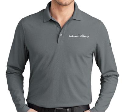 Polo Shirt - Gray