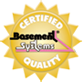 authorized Basement Systems Dealer