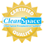 Certified CleanSpace® Quality