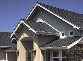 Homes roofed with asphalt shingles in Walkerville
