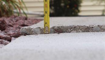 Northern Louisiana Concrete Leveling