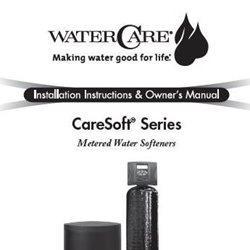 CareSoft Softener System Manual