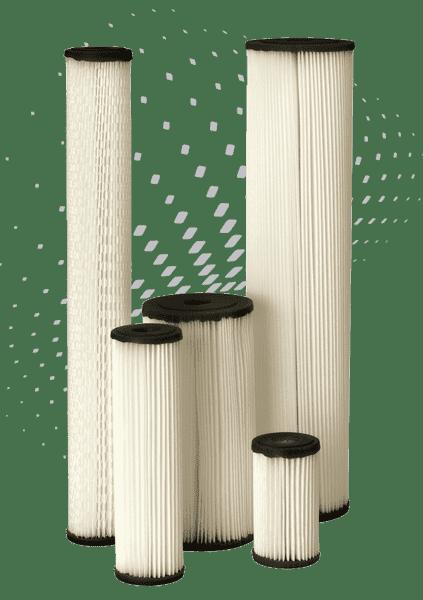 WC Pleated Sediment Cartridge