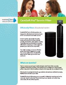 CareSoft Pro® Tannin Filter