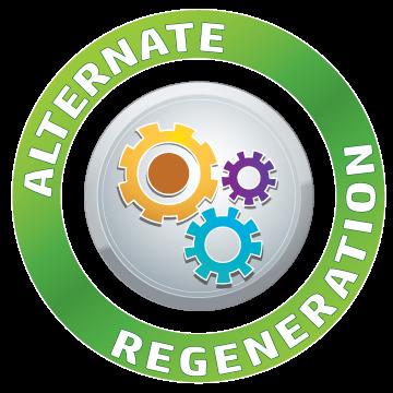 Alternative regeneration