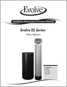 ES Softener System Manual