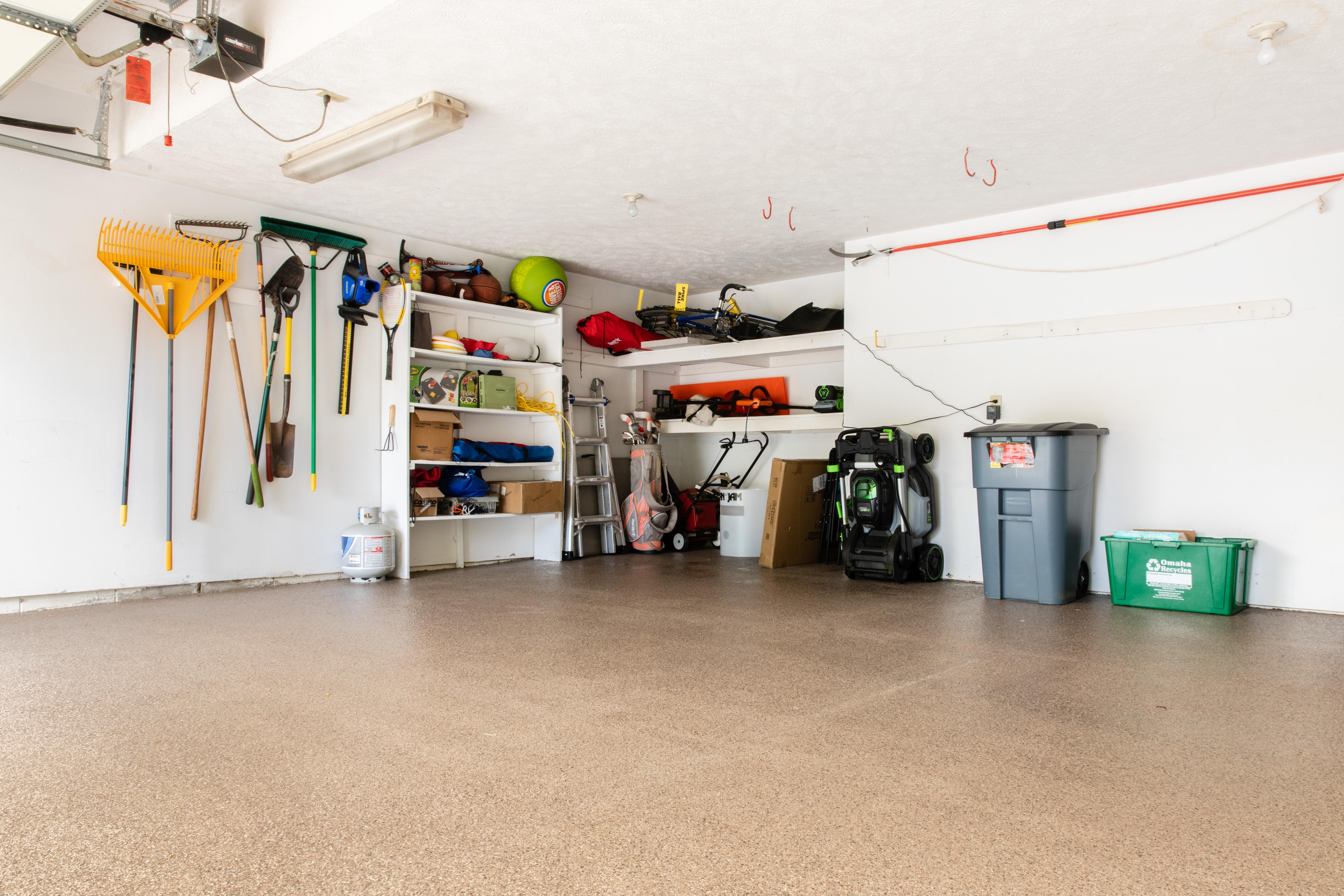 Garage Floor Coating in Just a Day