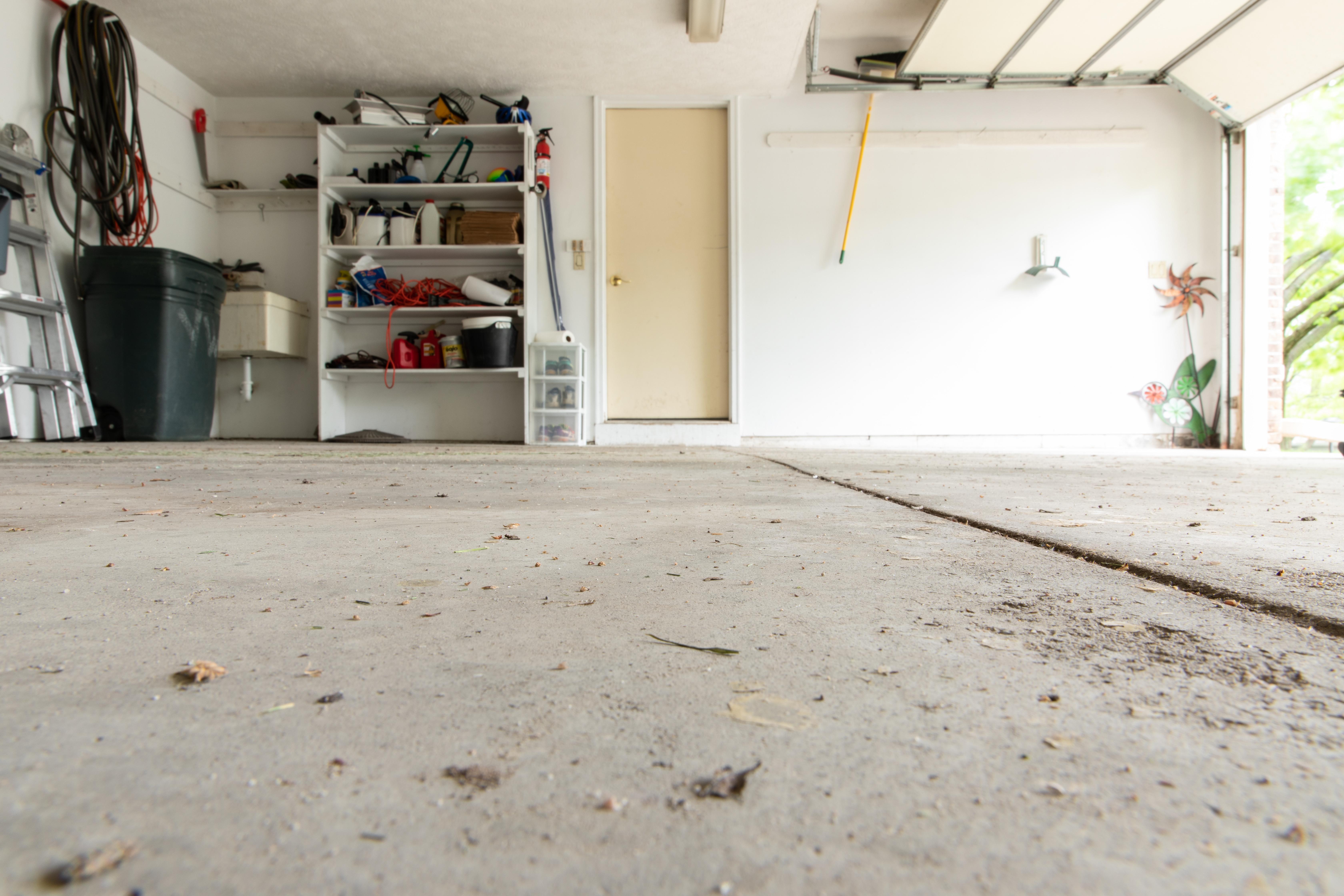 Garage Floor Coatings: Why DIY Just Won't Work