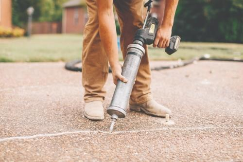 Commercial Cracked Concrete Repair Contractor