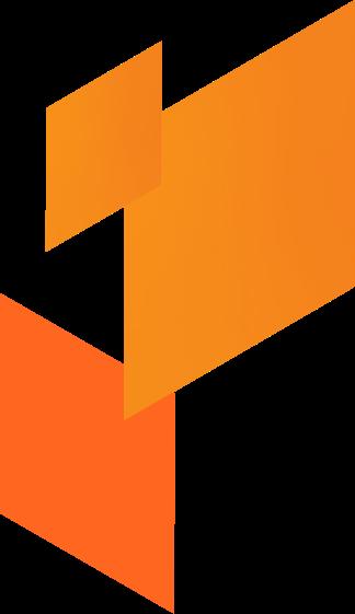 orange trapezoids