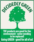 Decidedly Green Logo in IL