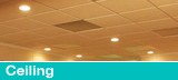 Ceiling Tile Installation by Total Basement Finishing