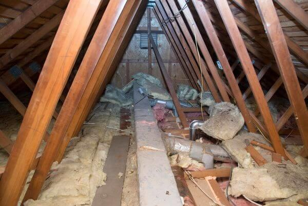 When Does Attic Insulation Need To Be Replaced?