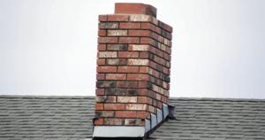 [repaired chimney]